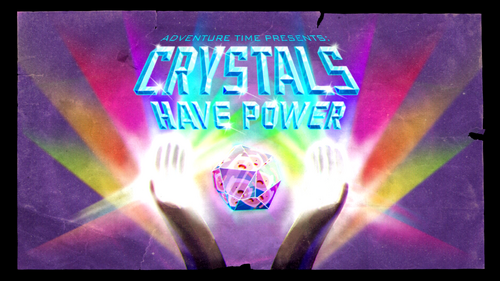 Crystals Have Power The Adventure Time Wiki Mathematical