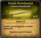 Ornate Broadsword2