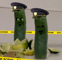 Police Cucumber