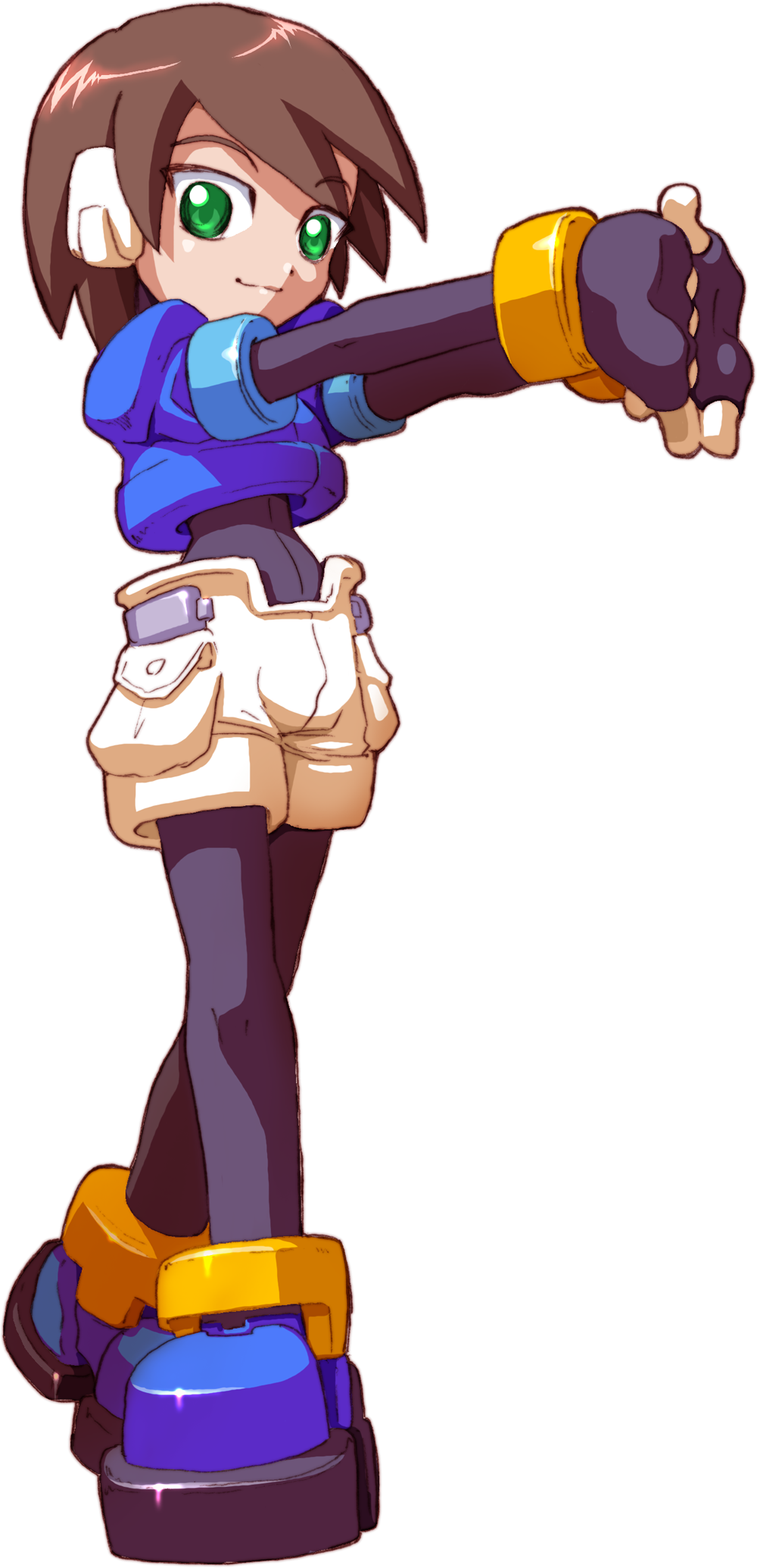 Mega man zx video game mmkb the mega man knowledge - Megaman wikia ...