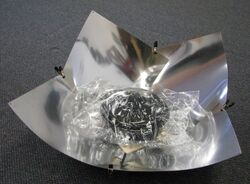 Copenhagen Solar Cooker Light 016