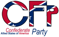 Logo of the Confederate Party