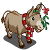 Mistletoe Donkey-icon