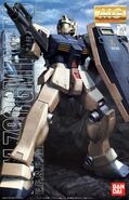 MG RGM-79C GM Type C Boxart