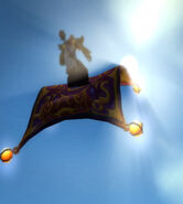 Magnificent Flying Carpet