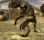 Alpha deathclaw