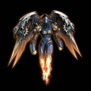 Chaos Legion Thanatos Ultimate Crest | RM.