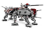 Продам Лего LEGO STAR WARS 7675 Шагающий робот AT-TE - фото 2/4/21...