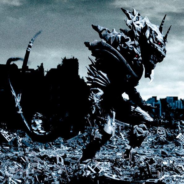 Monster X    Godzilla Final Wars Monster X Vs Godzilla