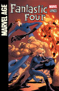 Marvel Age Fantastic Four Vol 1 10