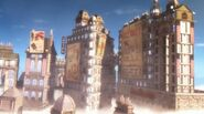 Bioshock infinite buildings