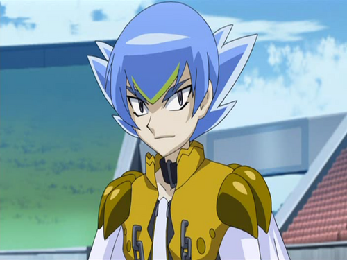 Damian Hart - Metal Fight Beyblade Wiki