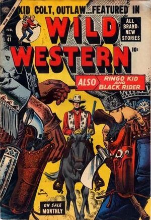 Wild Western Vol 1 41