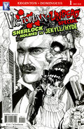 Victorian Undead Sherlock Holmes vs Jekyll and Hyde Vol 1 1