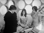 Victoria in Tomb of the Cybermen