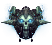 Death knight crest