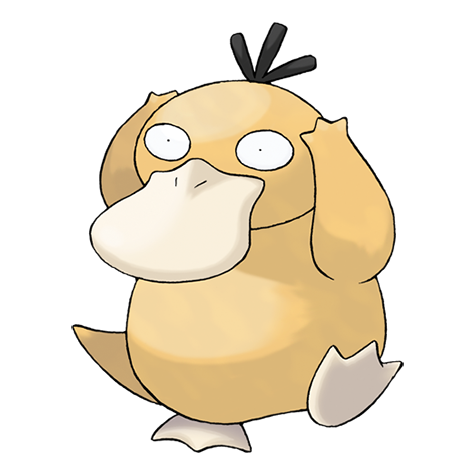 054Psyduck