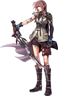 Lightning Farron