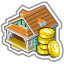 Rita&#39;s Rent!-icon