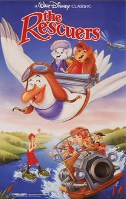 Rescuers1989poster