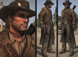 Duster Coat - Red Dead Redemption Wiki
