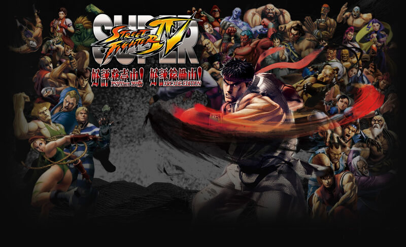 street fighter 4 wallpaper. Street Fighter Iv Wallpaper. street fighter 4 wallpaper.