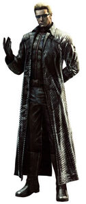 Wesker Tricell
