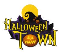 Halloween Town Logo KH