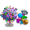 Confetti Tree-icon