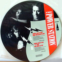 Duran duran power station picture disc