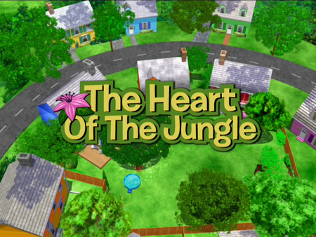 the heart of the jungle and polka palace party