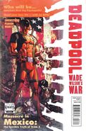Deadpool Wade Wilson&#39;s War Vol 1 3