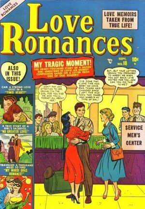 Love Romances Vol 1 18