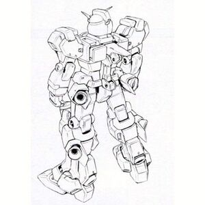 RX-78GP00 - Blossom - with Core Fighter