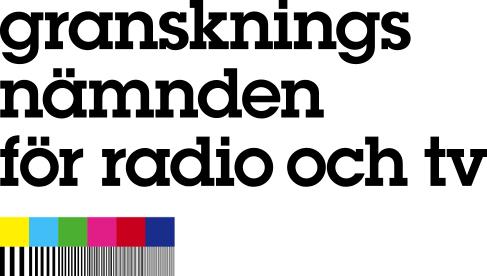 radio och tv tjänst