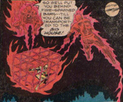 Crusaders (Earth-One) Fireball and Sparky