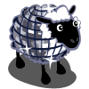 Disco Ball Sheep-icon