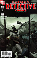 Detective Comics Vol 1 870