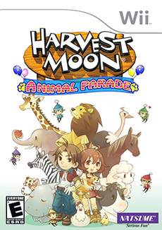 Harvest Moon Animal Parade (NA)