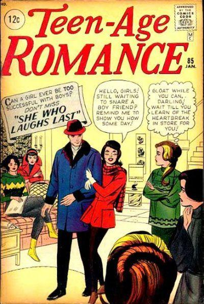 File:Teen-Age Romance Vol 1
