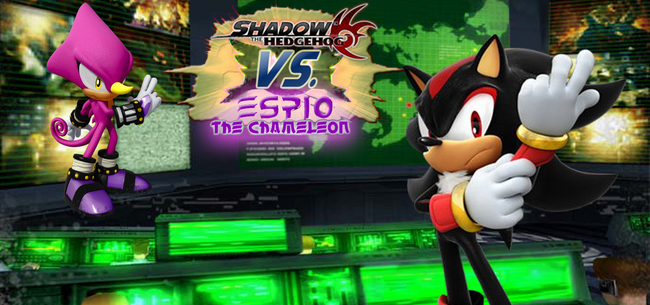 Shadow-and-Espio-fight