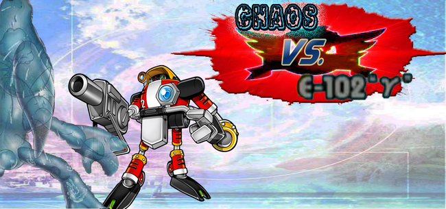 Chaos-and-Gamma-fight