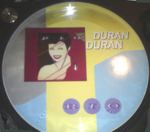 Duran duran rio song picture disc isreal