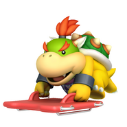 M&S2 Artwork Bowser Jr.