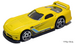 Dodge viper gtsr yellow