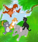Disney s Jungle Cubs