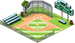 Baseball Field-icon