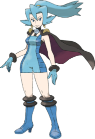 Clair (Pokmon HeartGold and SoulSilver)