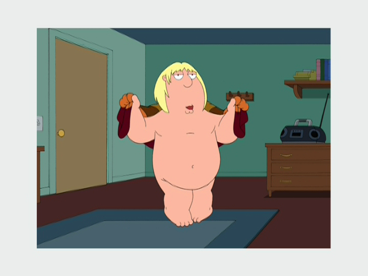 Chris griffin cock