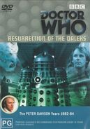Resurrection of the daleks region4